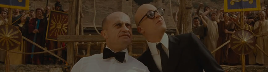 Mortadelo and Filemon. Mission – Save the Planet (2008)