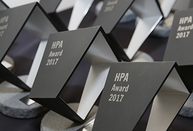 Nominated to the HPA Awards